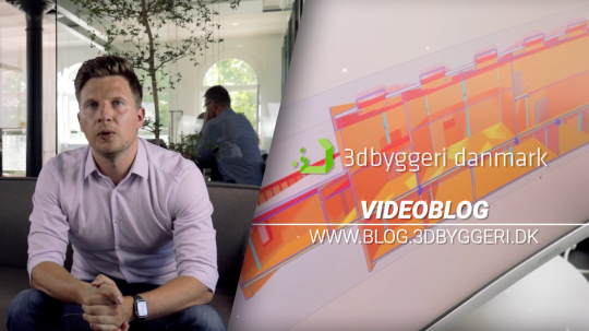 Videoblog for 3DBYGGERI d.21 aug. 2020 -